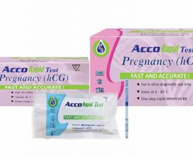 ACCO hCG Pregnancy Test Strip