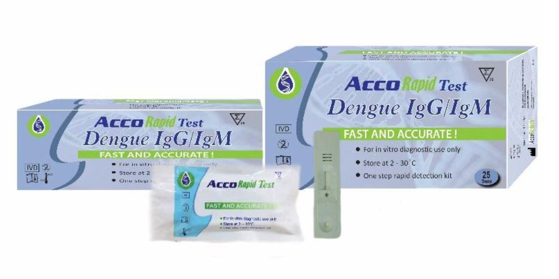 Acco Dengue IgG-IgM
